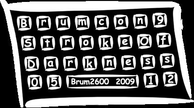 Brumcon 9 Logo