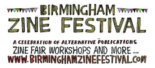 Birmingham Zine Festival
