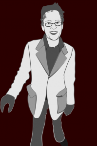 Portrait for Jon