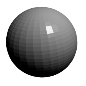 It's an SVG Sphere!
